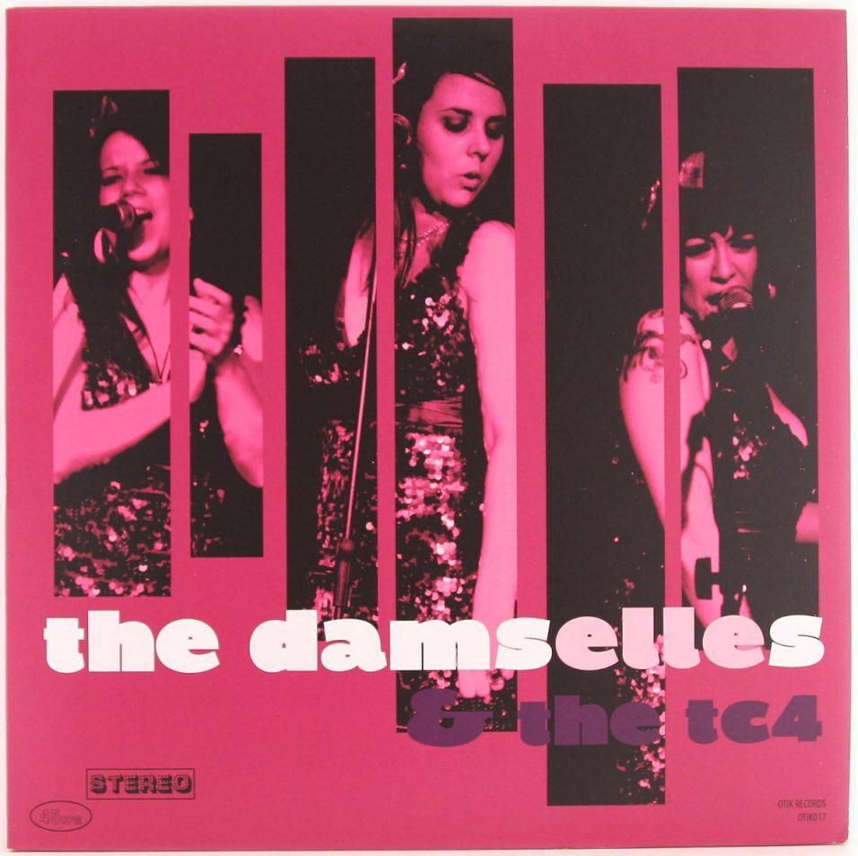 Damselles and the TC4 - Vinyl