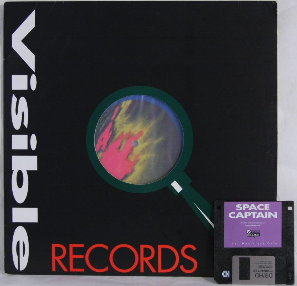 Darwin Chambers - Space Captain - Vinyl