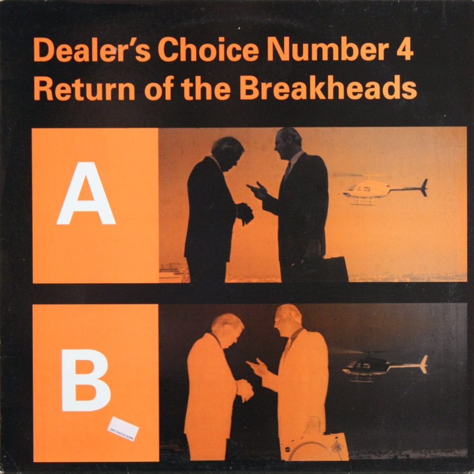 Dealers Choice Number 4-Various Artists - Return Of The Breakheads - Vinyl
