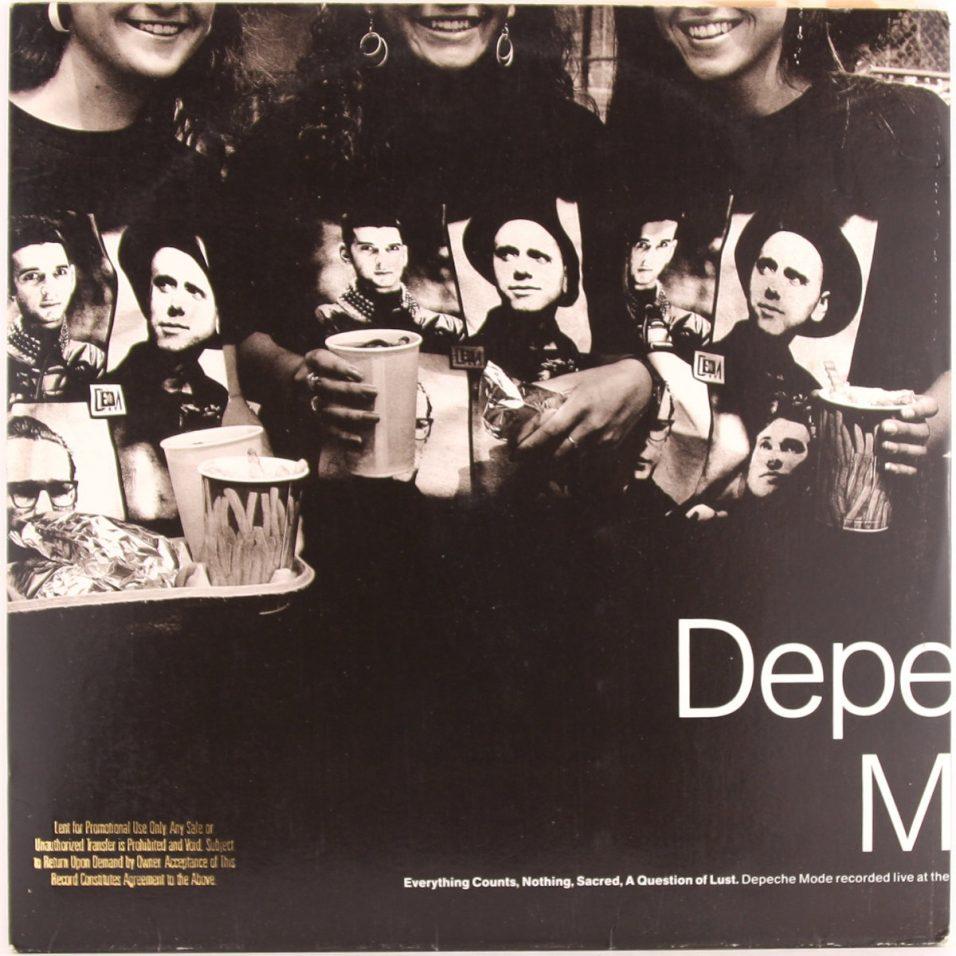 Depeche Mode - Everything Counts - Vinyl