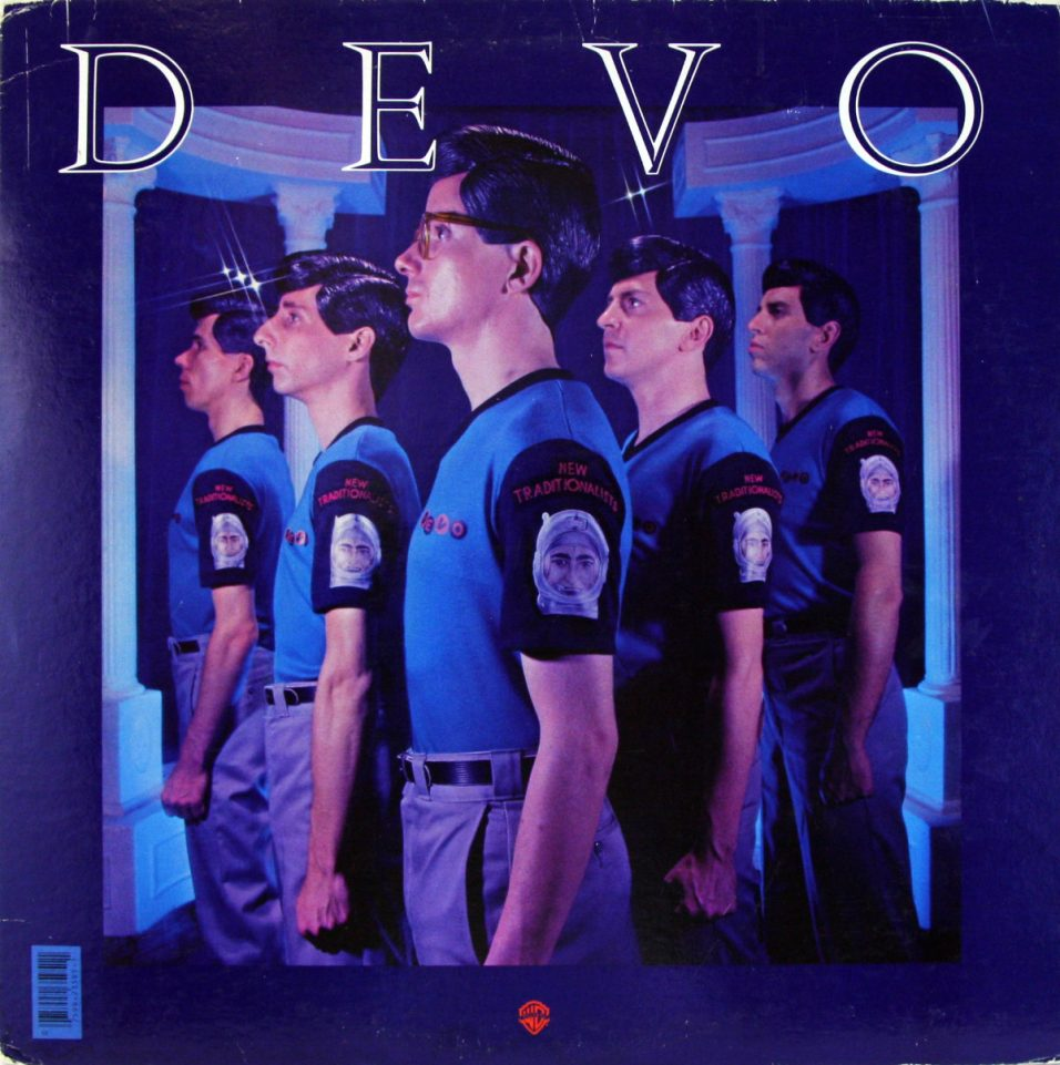 Devo - New Traditionalists - Vinyl