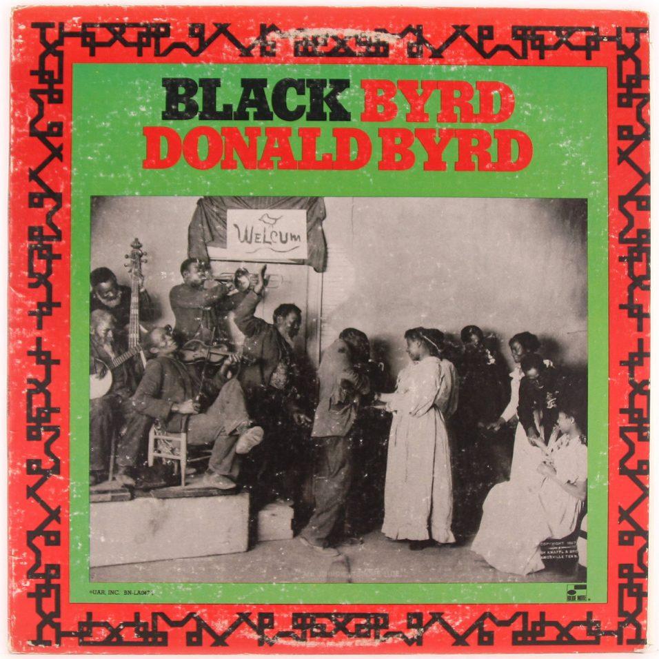 Donald Byrd - Black Byrd - Vinyl