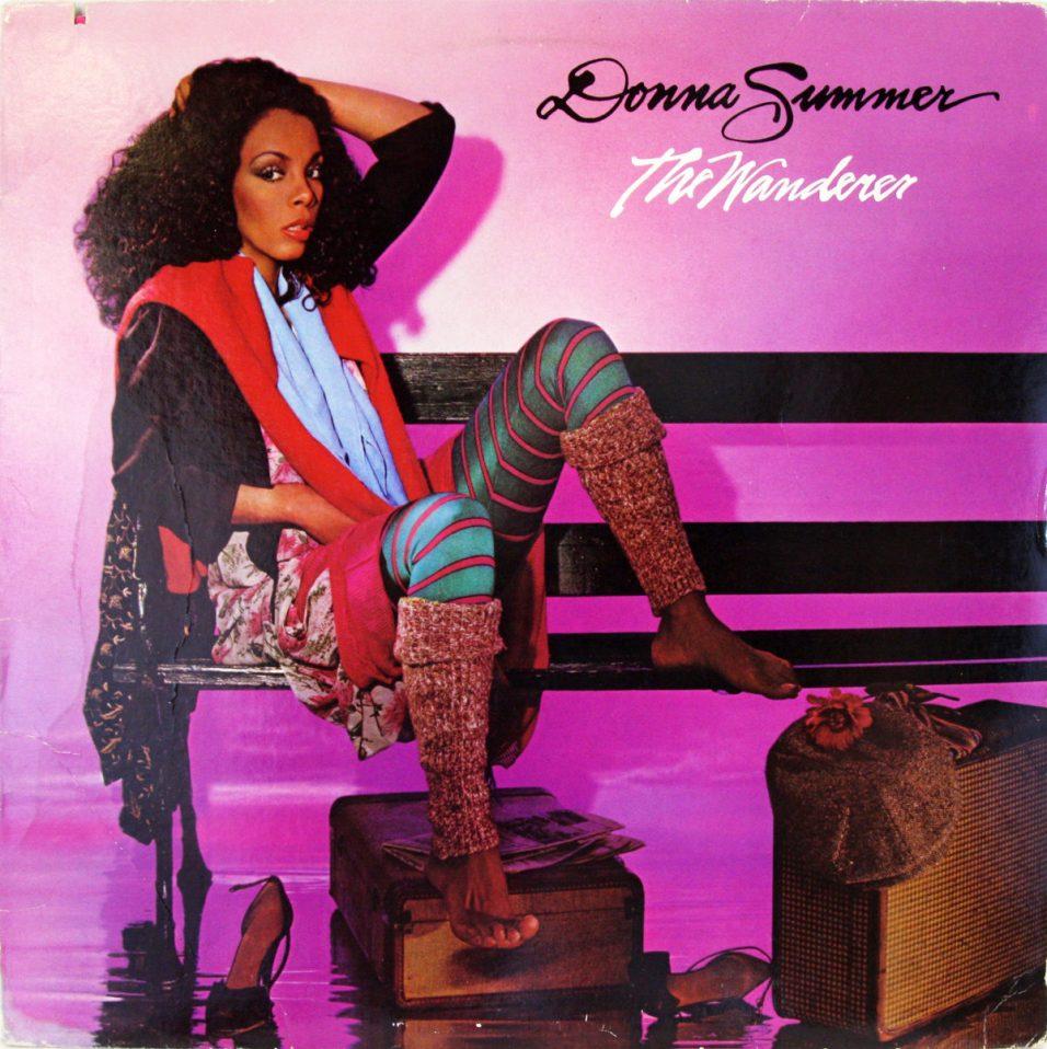 Donna Summer - The Wanderer - Vinyl