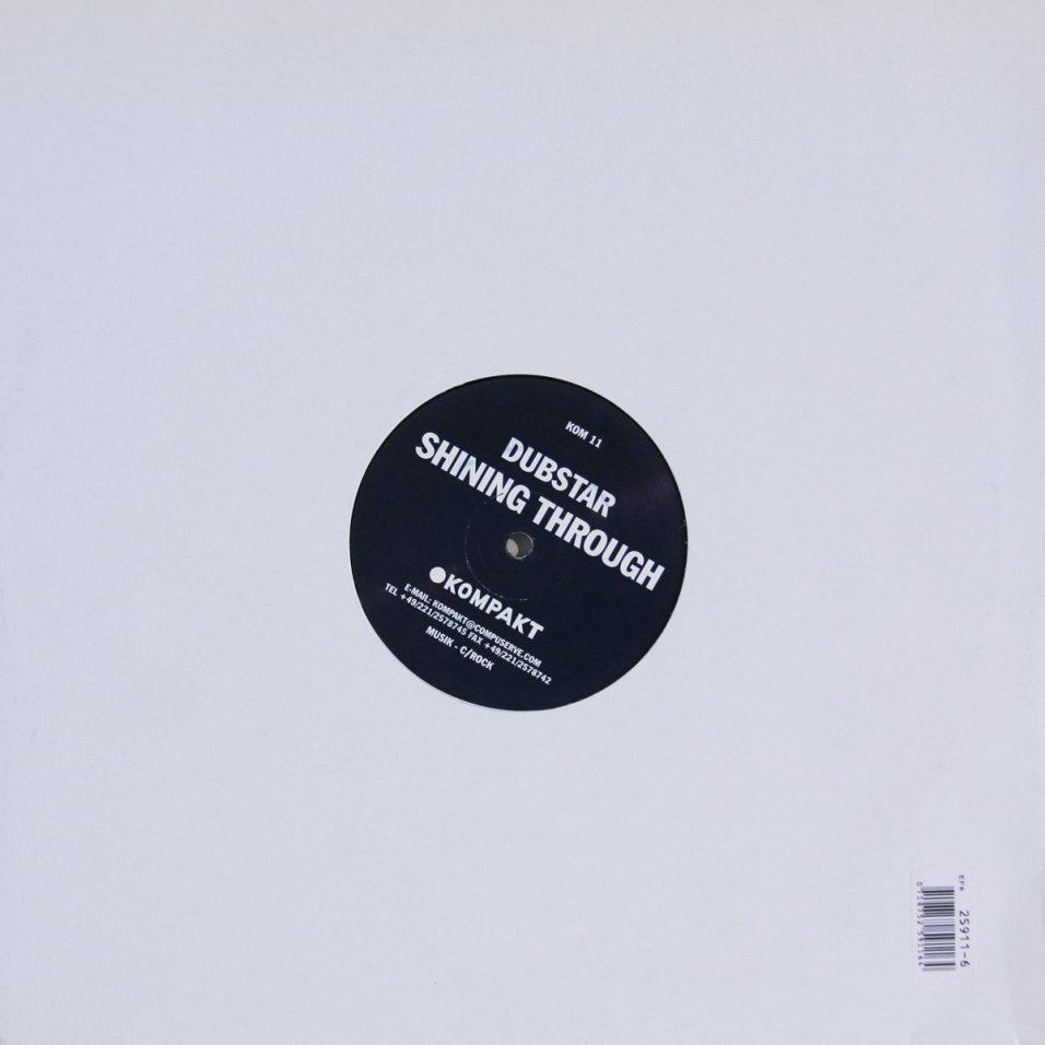 Dubstar - Shining Though - Vinyl