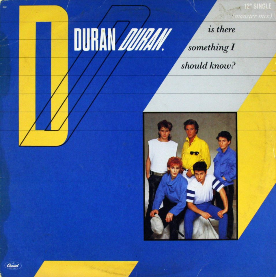Duran Duran - Is There Something I Should Know? - Vinyl