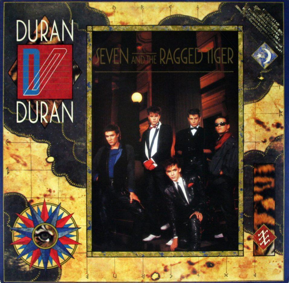 Duran Duran - Seven and the Ragged Tiger - Vinyl