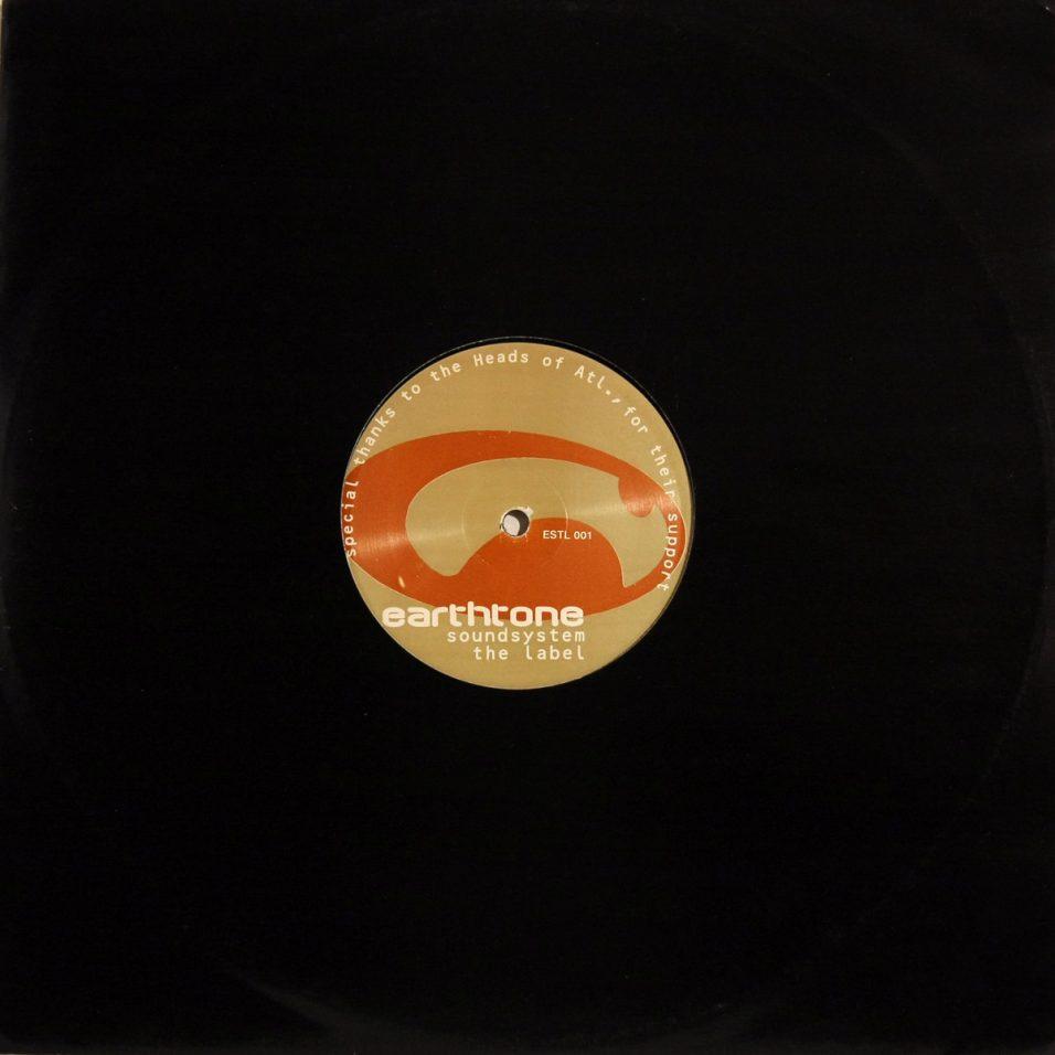 Earthtone - Soas Flute - Vinyl