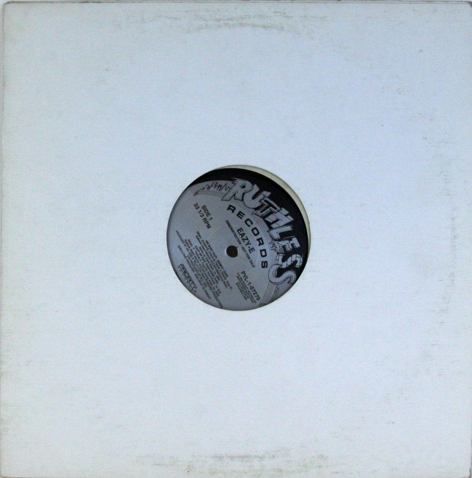 Eazy E - We Want Eazy - Vinyl