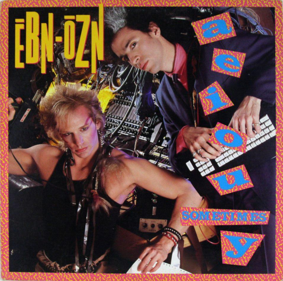Ebnozn - Aeiou - Vinyl