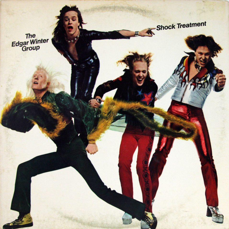 Edgar Winter Group - Shock Treatment - Vinyl