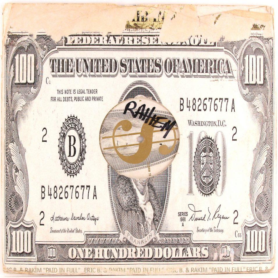 Eric B. & Rakim - Paid In Full - Vinyl