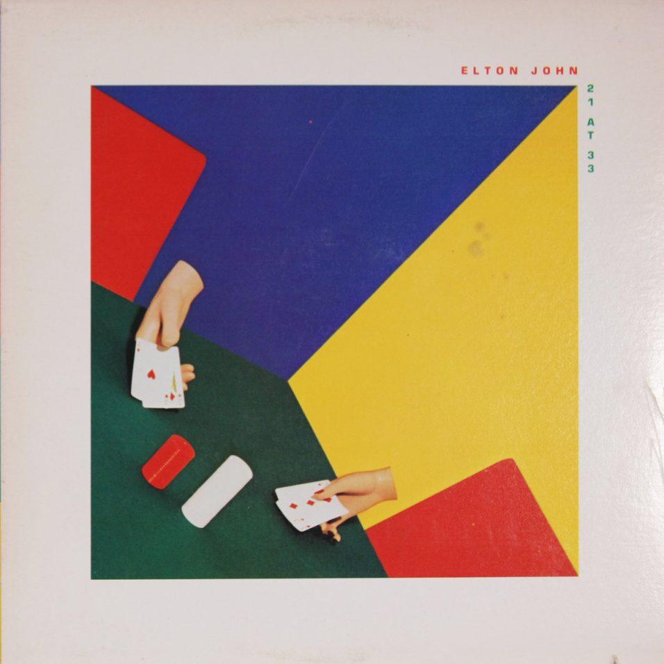 Elton John - 21 At 33 - Vinyl