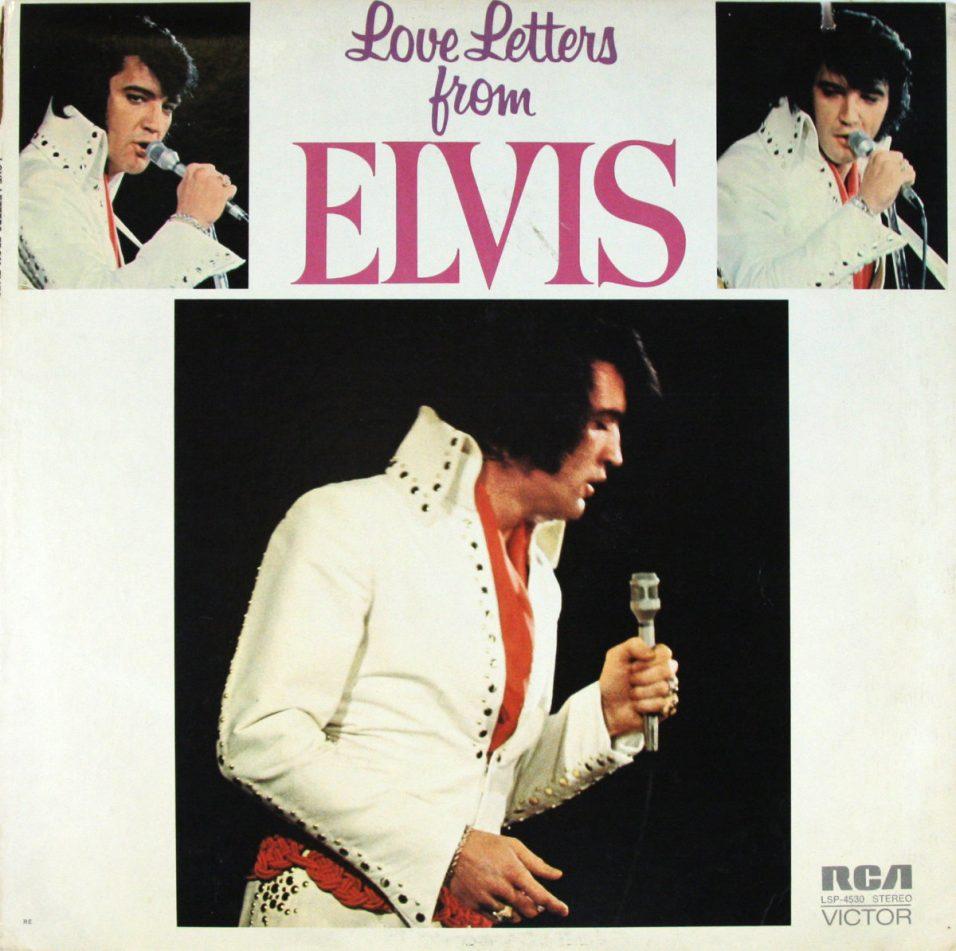 Elvis Presley - Love Letters From Elvis - Vinyl