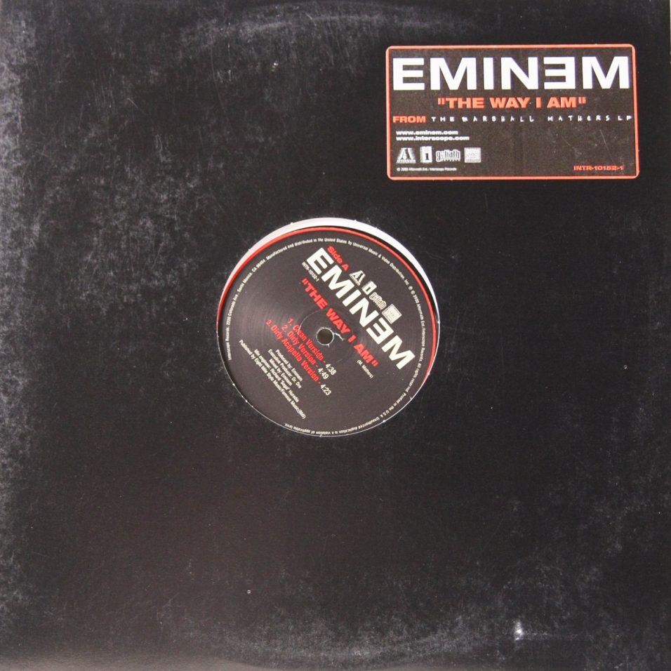 Eminem - The Way I Am - Vinyl