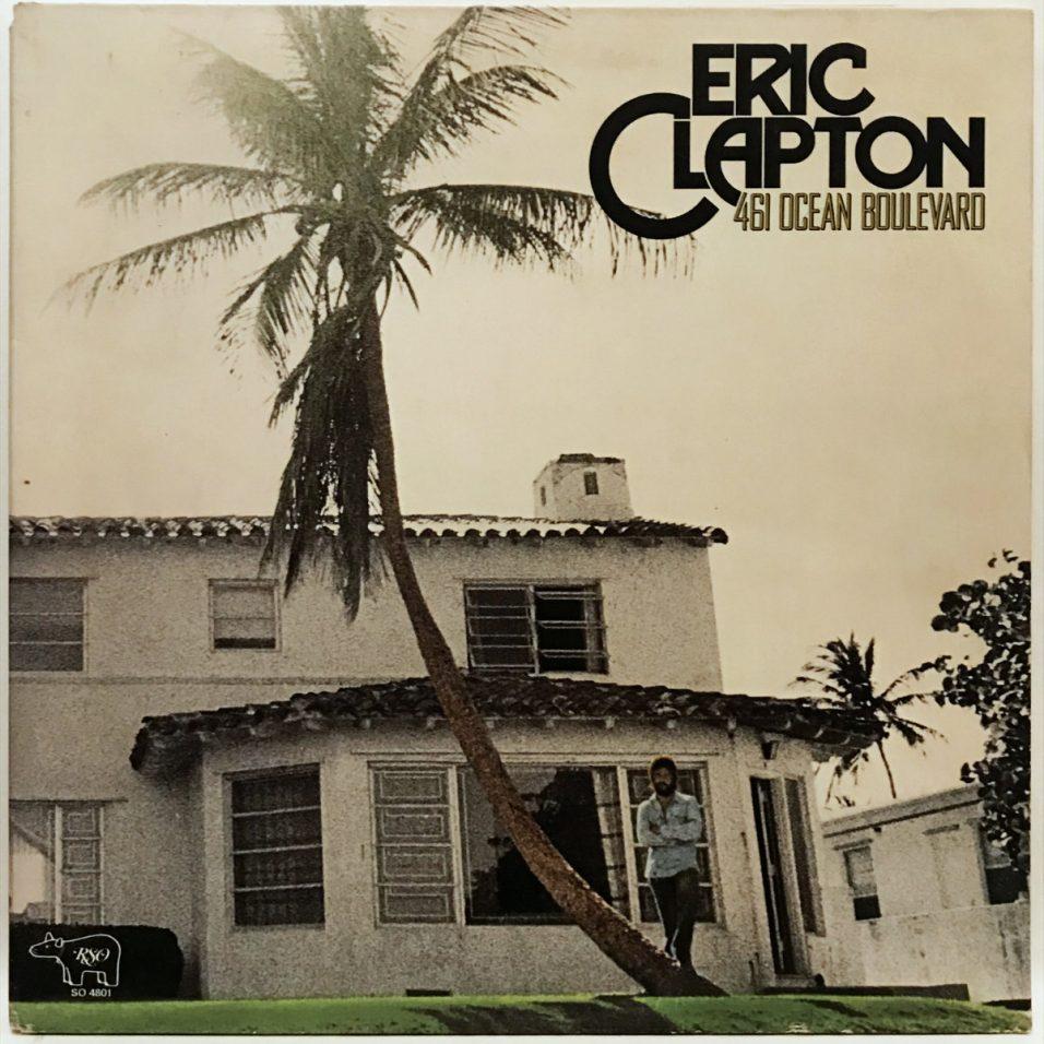 Eric Clapton - 461 Ocean Boulevard - Vinyl