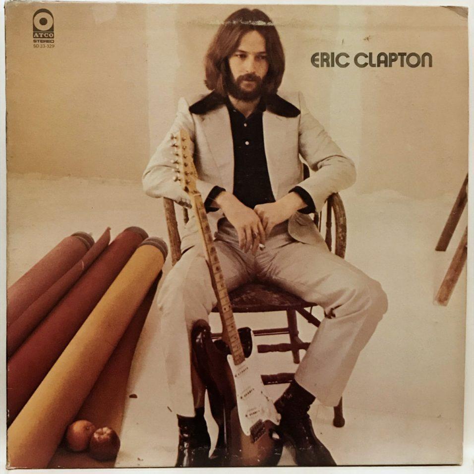 Eric Clapton - Vinyl
