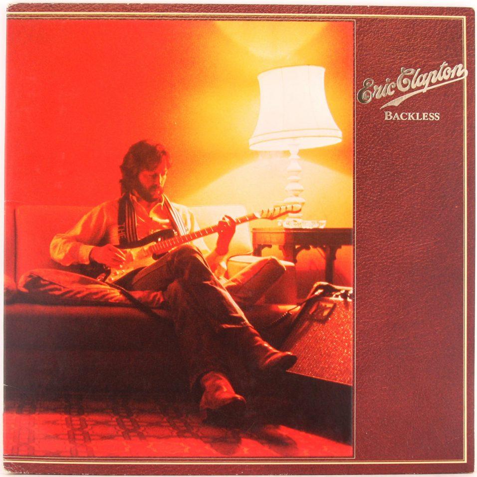 Eric Clapton - Backless - Vinyl