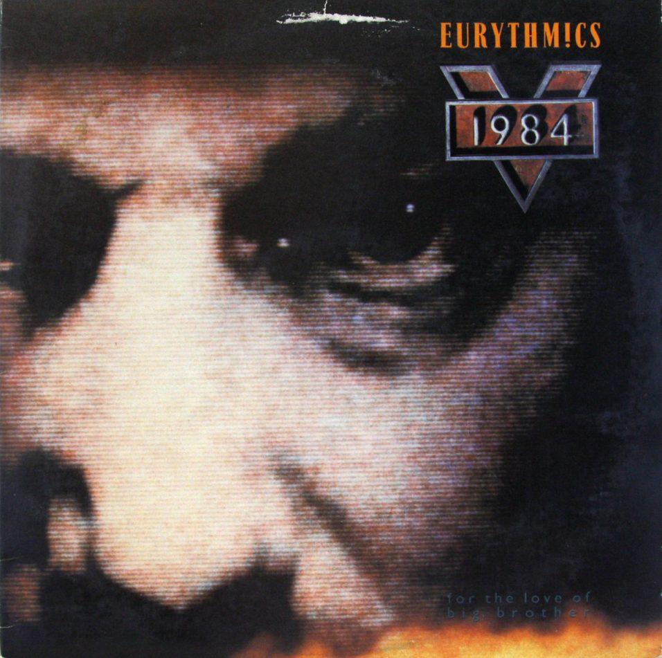 Eurythmics - 1984 - Vinyl