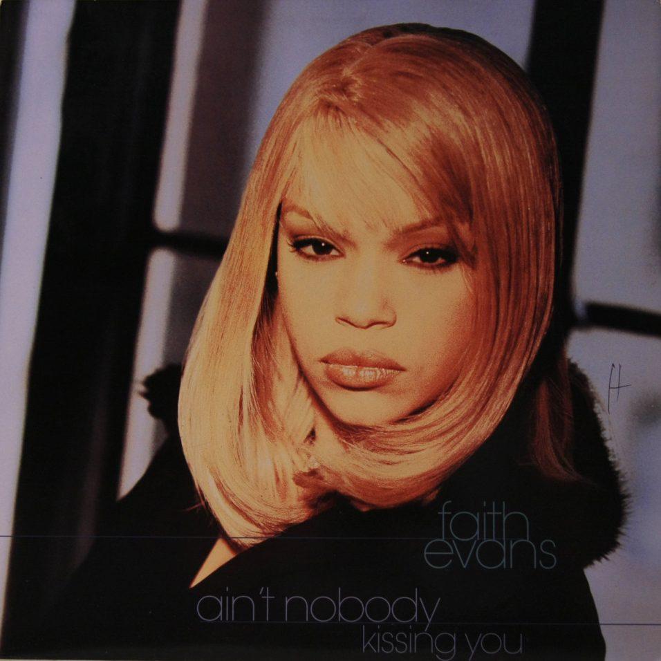 Faith Evans - Aint Nobody - Vinyl