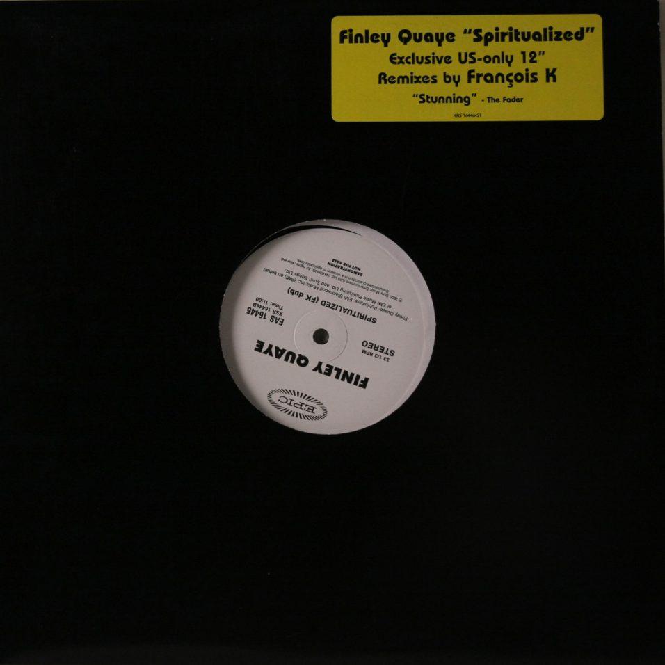 Finley Quaye - Spiritualized - Vinyl