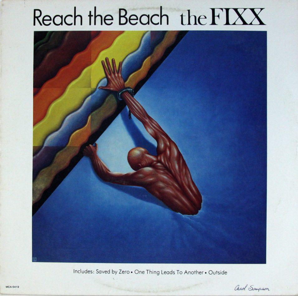 Fixx - Reach The Beach - Vinyl