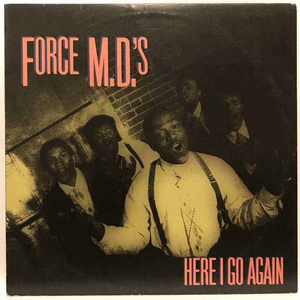 Force M.D.'s - Here I Go Again - Vinyl