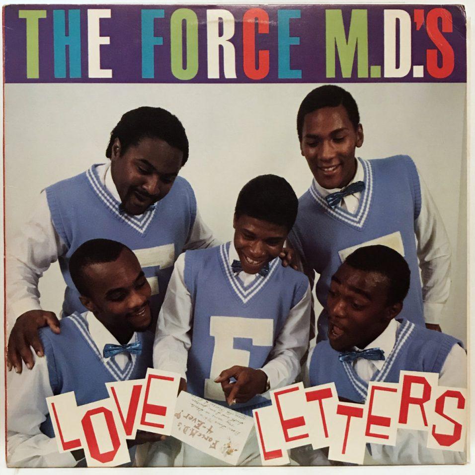 Force M.D.'s - Love Letters - Vinyl