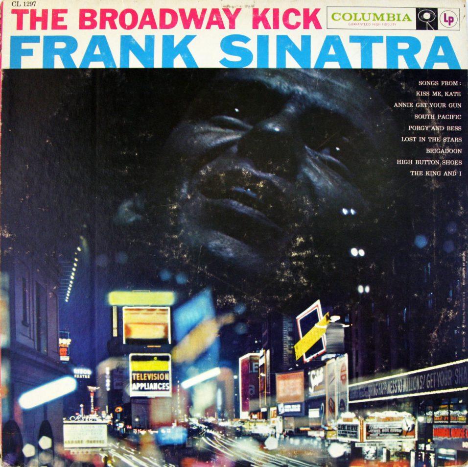 Frank Sinatra - The Broadway Kick - Vinyl