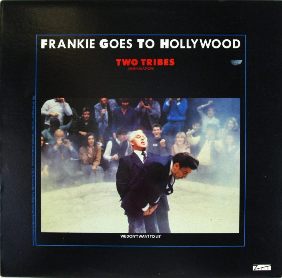 Frankie Goes To Hollywood - Two Tribes Anilation - Vinyl