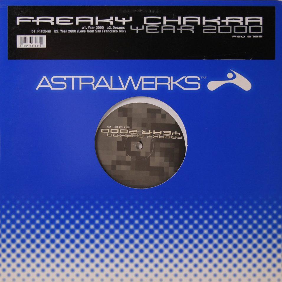 Freaky Chakra - Year 2000 - Vinyl