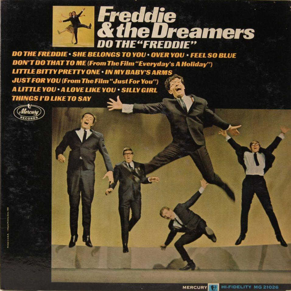 """Freddie & the Dreamers - Do The """"Freddie"""" - Vinyl"""