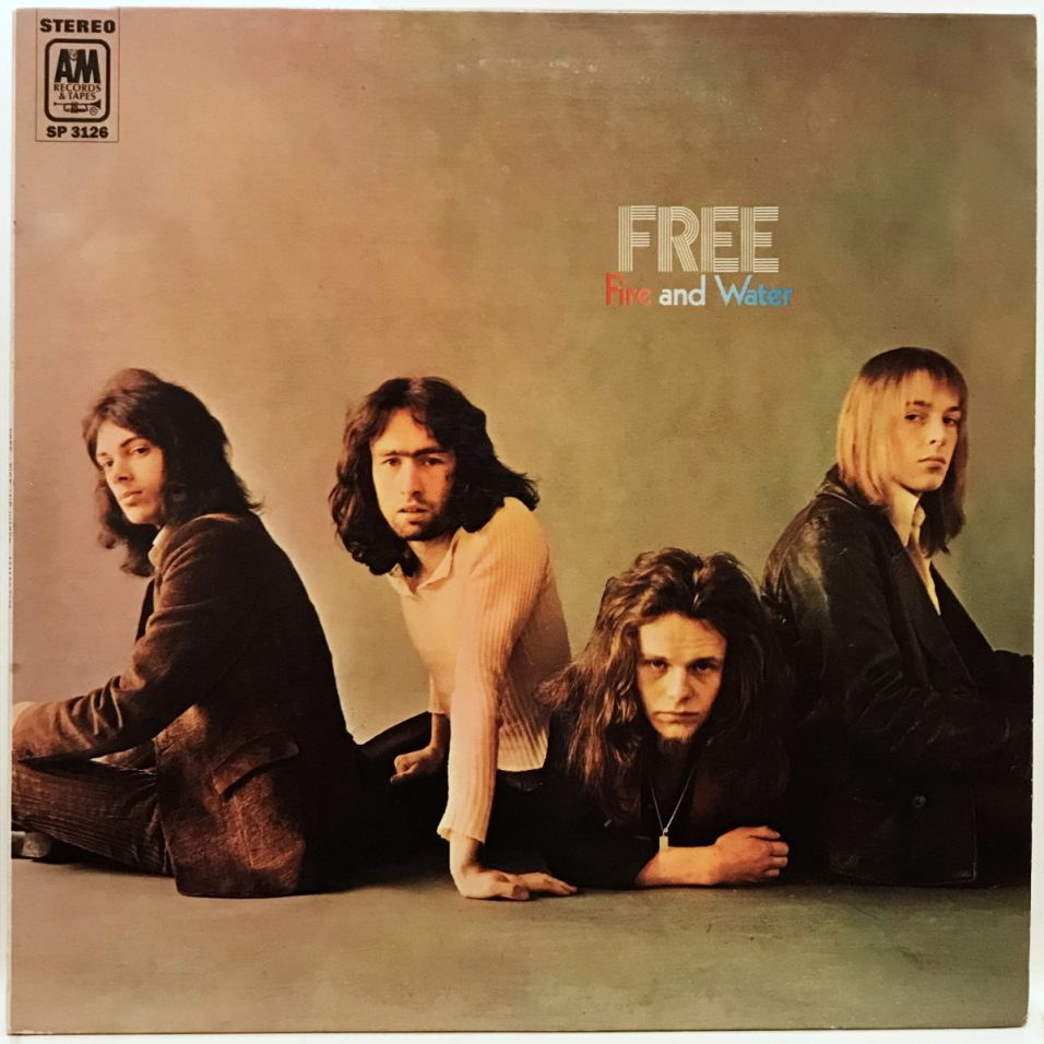 Free - Fire and Water - Vinyl