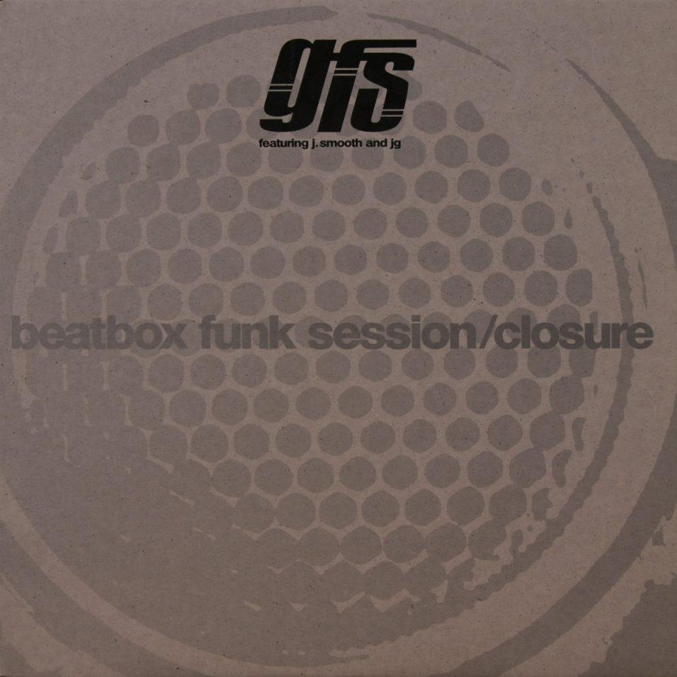 GFS - Beatbox Funk Session - Vinyl
