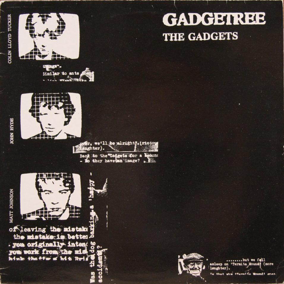 Gadgets - Gadgetree - Vinyl
