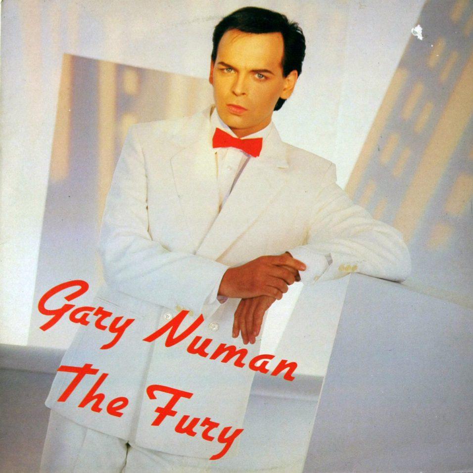 Gary Numan - The Fury - Vinyl