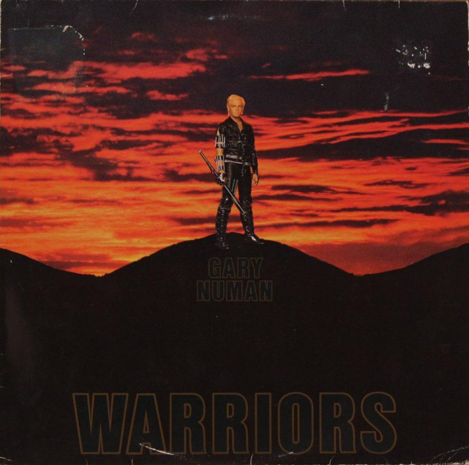 Gary Numan - Warriors - Vinyl