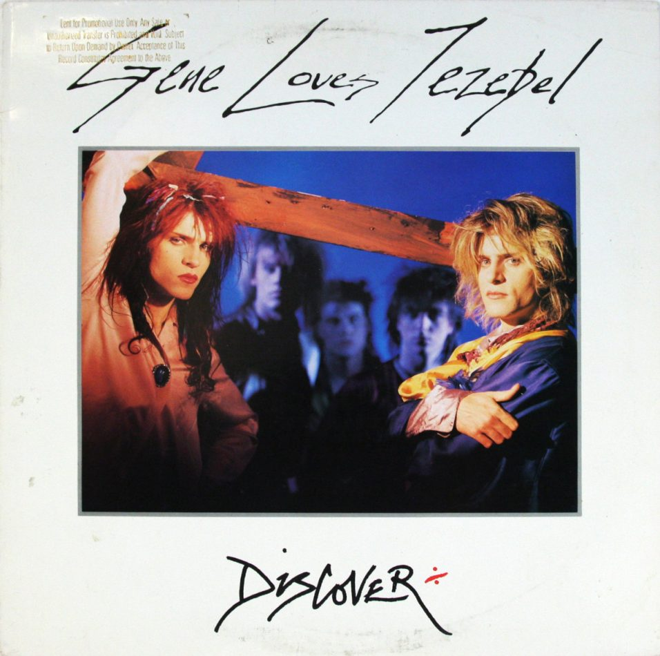 Gene Loves Jezebel - Discover - Vinyl