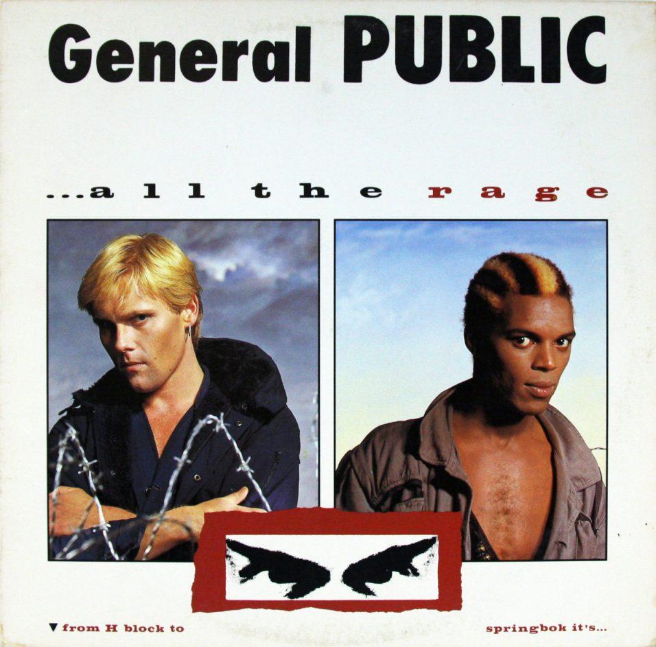 General Public - All The Rage - Vinyl