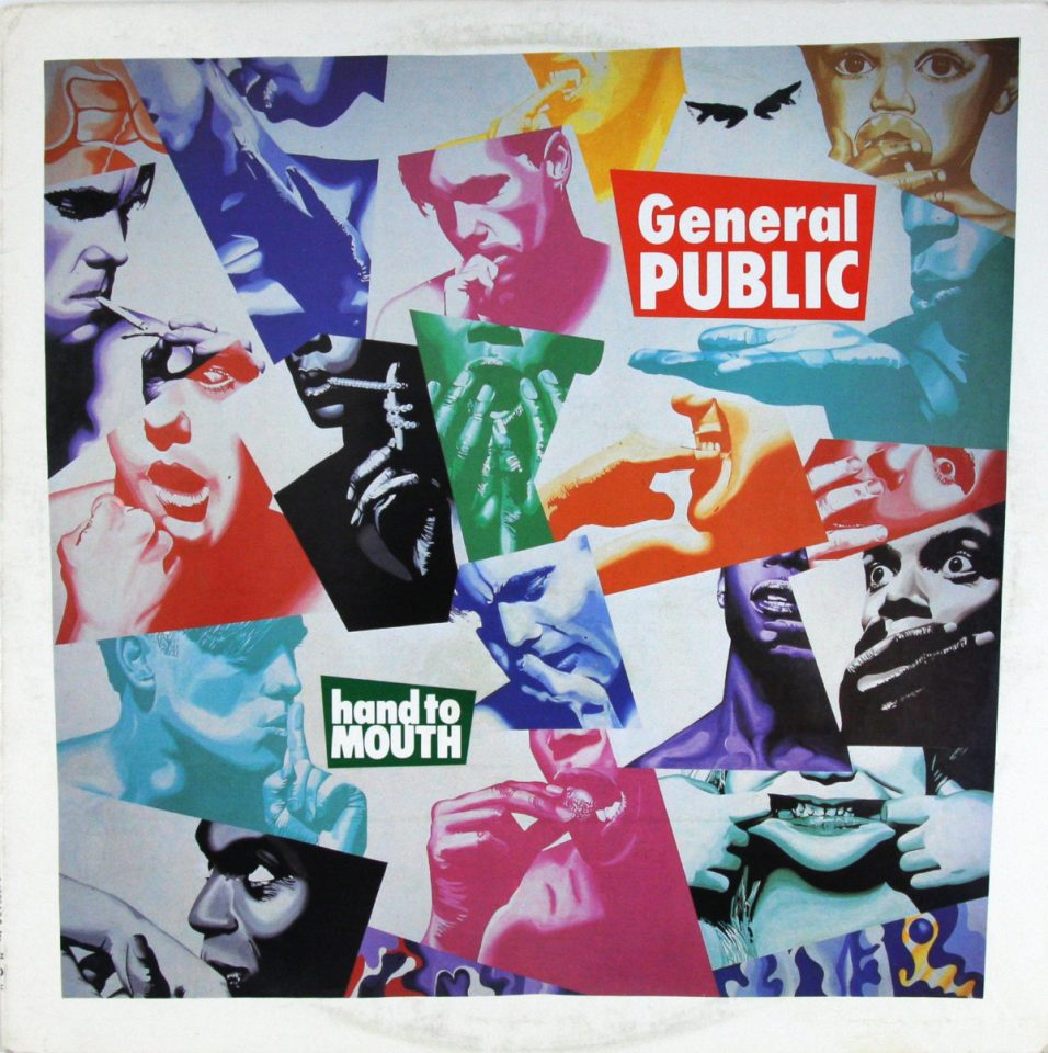 General Public - Hand To Mouth - Vinyl