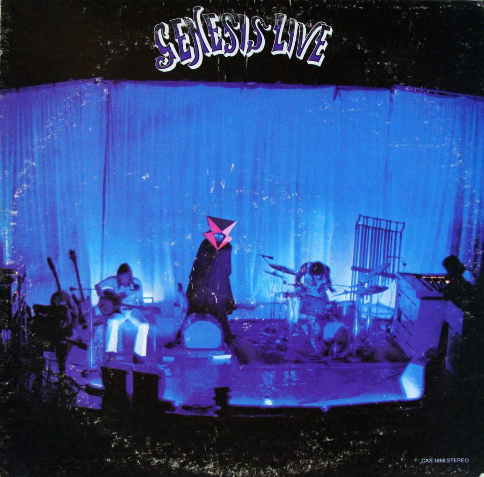 Genesis - Live - Vinyl