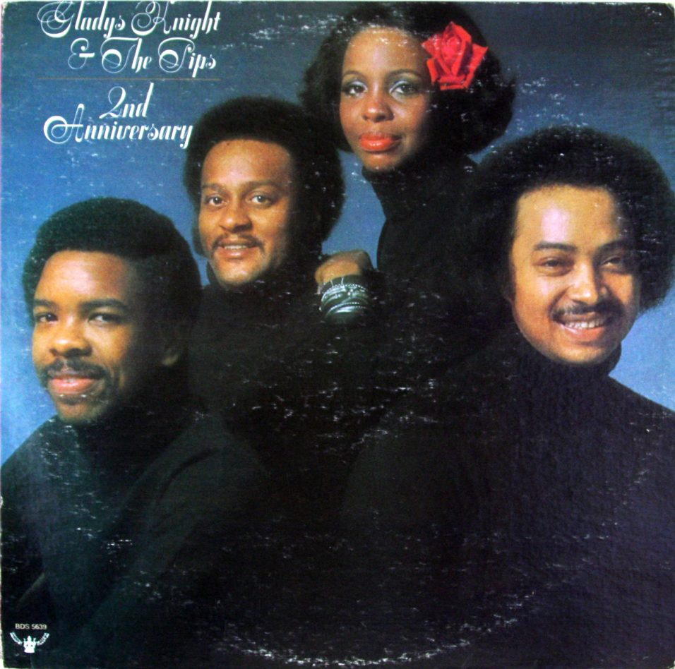 Gladys Knight and the Pips - 2nd Anniversary - Vinyl