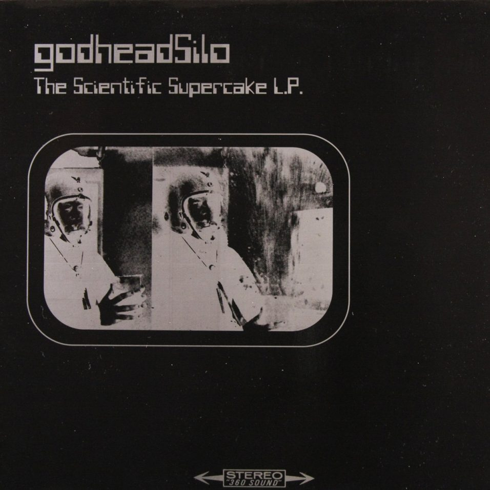 Godheadsilo - Scientific Supercake - Vinyl