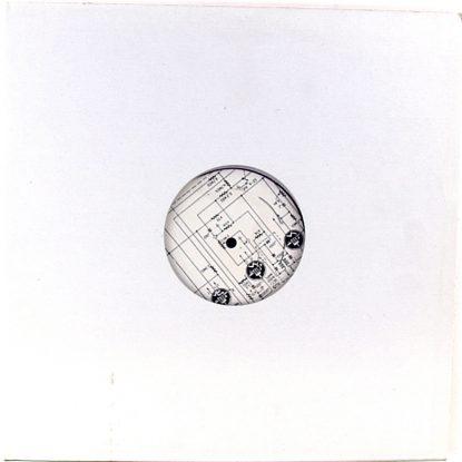 Unknown Artist - circuit diagram graphic inner label, sounds punk - Vinyl