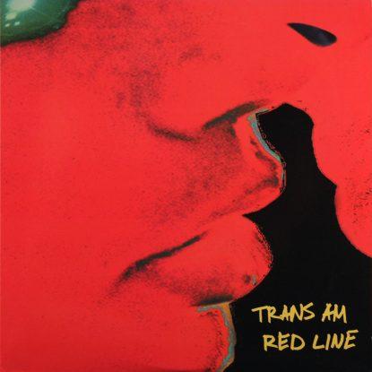 Trans Am - Red Line - Vinyl