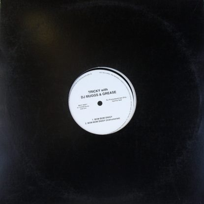 Tricky with DJ Muggs and Grease - Bom Bom Diggy - Vinyl