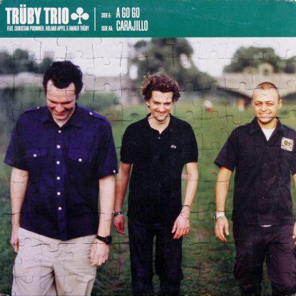 Truby Trio - A Go Go - Vinyl