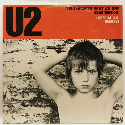 U2 - Two Hearts Beat As On - Vinyl