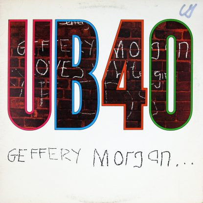 UB40 - Geffory Morgan - Vinyl