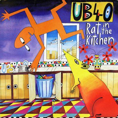 UB40 - Rat In The Kitchen - Vinyl