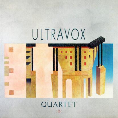 Ultravox - Quartet - Vinyl